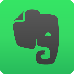 Productivity Apps evernote