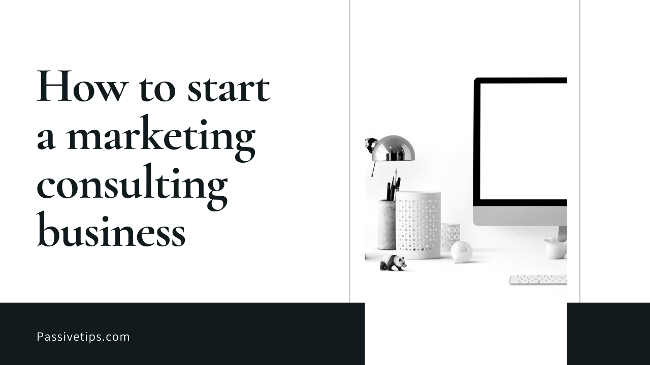 marketing consulting business