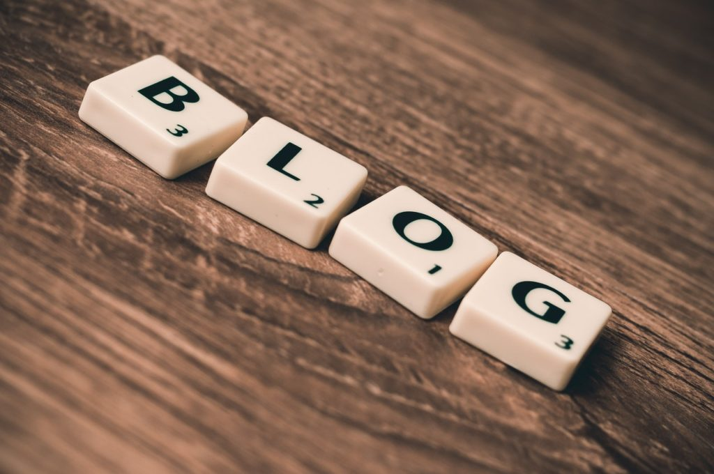 create your blog with low investment
