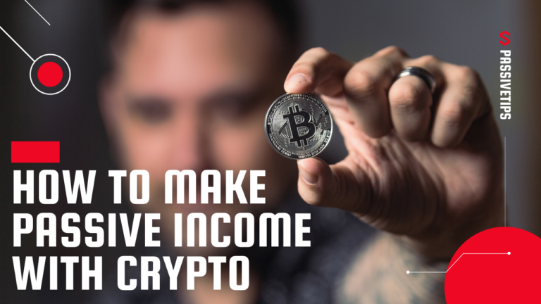 How to make passive income with crypto